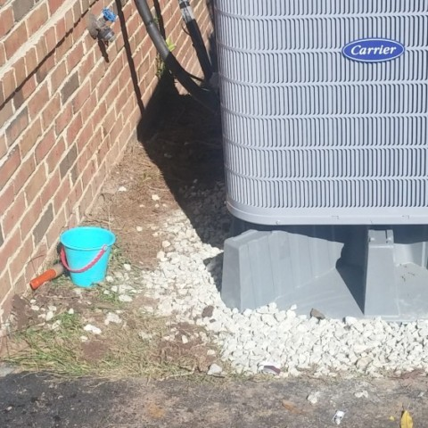 Carrier Performance series 16 SEER 2.5 ton Air conditioner(Fairfax)
