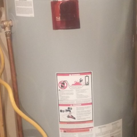 State GSX Series 75 Gallon Water Heater(Oak Hill)